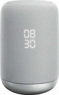 Sony Voice Activated Bluetooth/WiFi Smart Speaker Google Assistant LF-S50G White