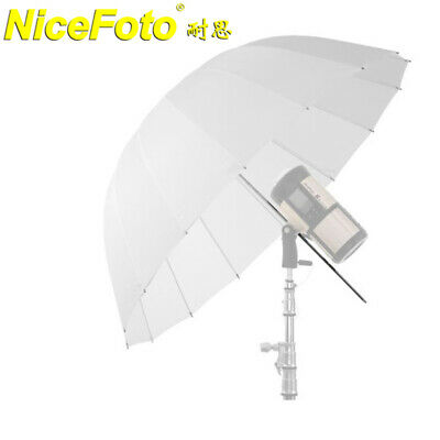"NiceFoto 51"" Translucent Shoot Photographic Studio Lighting Soft Photo Umbrella"