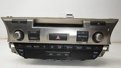 2013 Lexus ES300H Radio Receiver CD Player OEM LKQ
