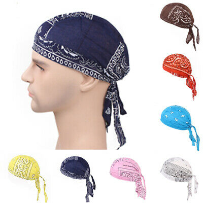 Outdoor Sports Bicycle Breathable Hat Quick-dry Bike Cycling Headscarf I0L3