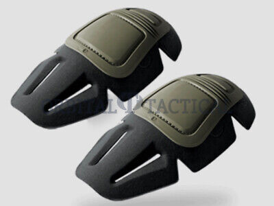 New Crye Precision AirFlex Combat Knee Pads Green