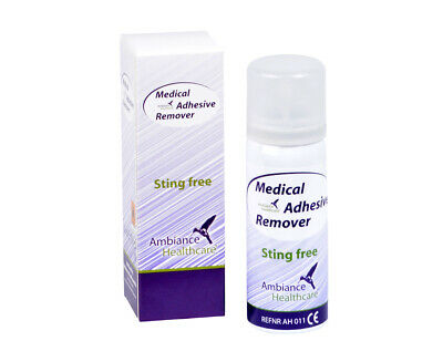50 ML Ambiance Medical Adhesive Remover Spray - Huidplakremover