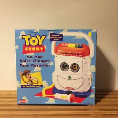 Life-size Toy Story Mr. Mike (tape recorder) From Japan F/S
