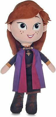 Disney Frozen 2 Anna 20 Inch Plush Soft Toy **BRAND NEW**