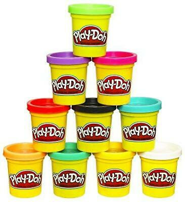 Play-Doh Modeling Compound 10-Pack Case of Colors (Amazon Exclusive), Non-Toxi..