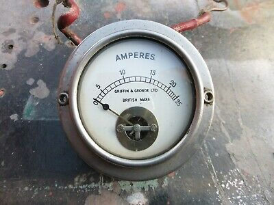Early Griffin & George Ltd  Amperes Type LFX