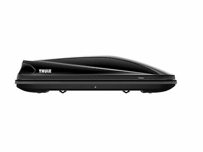 Thule   Dachbox Touring L - Black Aeroskin (634804) Dachcontainer, Transportbox,