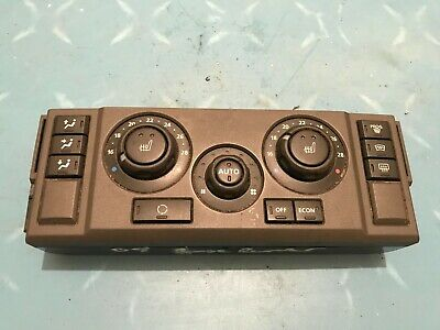 Land Rover Discovery 3 Range Rover Sport A/C Heater Climate Control Panel