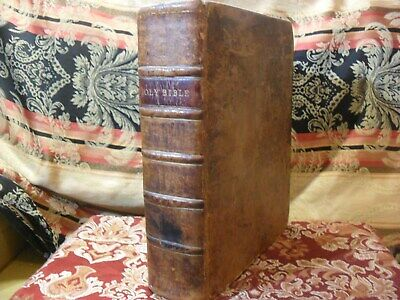 1817 Ole Bornemann Bull Bible Sara Bull Thorp Mathew Carey Bible Longfellow