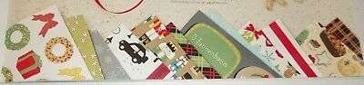 Stampin Up Retired CHRISTMAS AROUND THE WORLD Designer Series Paper 14 Sheets