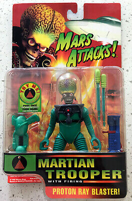Trendmasters Mars Attacks Martian Trooper