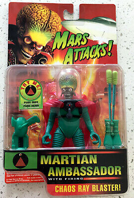 Trendmasters Mars Attacks Martian Ambassador