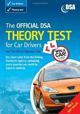 The Official DSA Theory Test for Car Drivers and The Official Highway Code 2008/