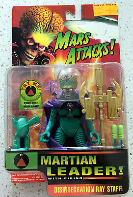 Trendmasters Mars Attacks Martian Leader