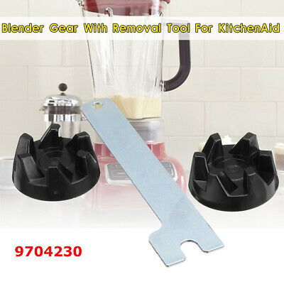 2PCS Rubber Coupler + Removal Tool Replacement For Blender KitchenAid 9704230