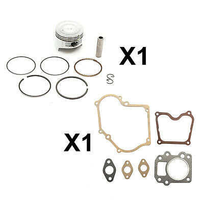 Non Original Piston & Segment Kit + Complet Joint Set pour Honda GX120 Gokarts