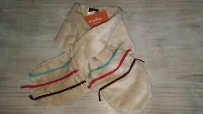 New Marese Designer snowflake pixie soft scarf girls one size BNWT Rrp£14.99