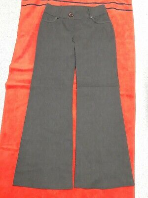 Bnwt New Look 915 Girls Grey Trousers Age 14 Height 164