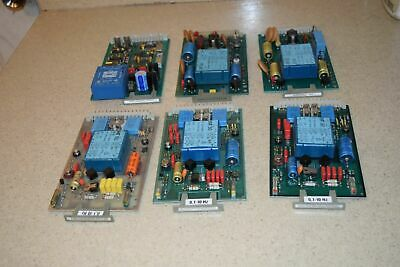 Tricoll Typ 50/60 Commerzstahl München Motherboards- Lot Of 6