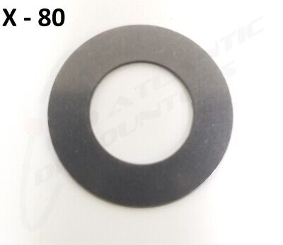 80 TRA-815 Thrust Roller Bearing Washer TR Type Open Inch 1/2 x 15/16 x 1/32