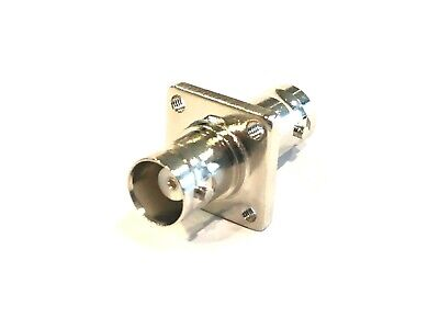 Amphenol 75 Ohm 31-70069-1000-75 BNC Chassis Mount Sold by W5SWL