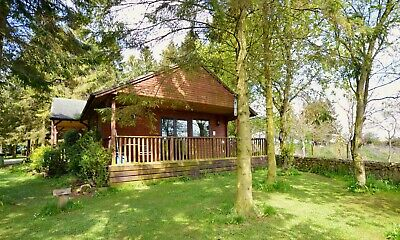 2 Night Winter Midweek Break in a  Log Cabin at Rocklands Lodges