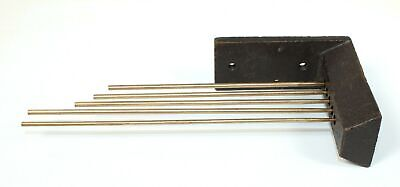 """Clock Chime Bar - Westminster Five Rod 7"""" Chime Bar! - Gg283"""