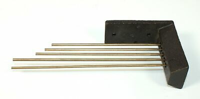 """Clock Chime Bar - Westminster Five Rod 7"""" Chime Bar! - Gg282"""