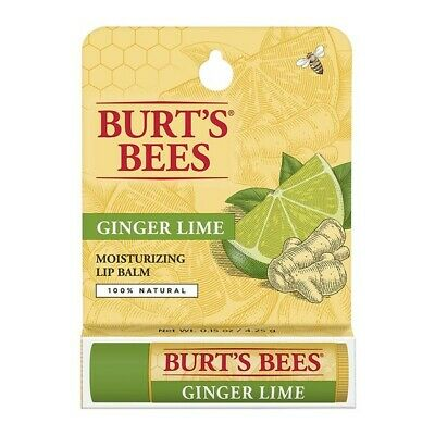 Burt's Bees Ginger Lime Display 234872 OC