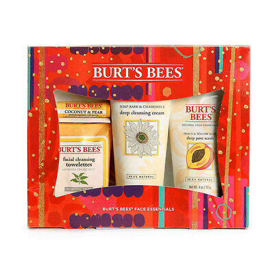 Burt's Bees Holiday Collection Face Essentials 235552 OC