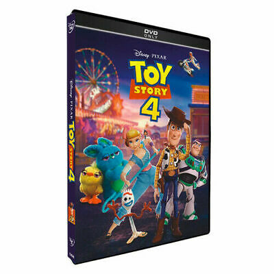 New Toy Story 4 Dvd, 2019 Brand New And Factory Sealed