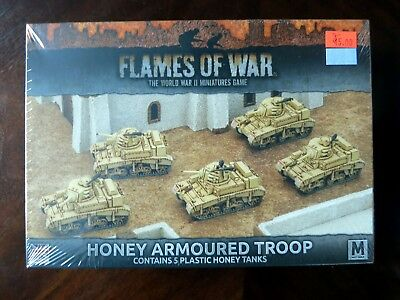 British Battlefront Flames of War Armoured Fist Token Set FOW BR903 20
