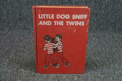 Little Dog Sniff And The Twins By Geraldine Smith C.1955