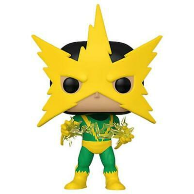 Pop! Marvel 80th Anniversary Series First Appearance Electro Specialty (Lot Case