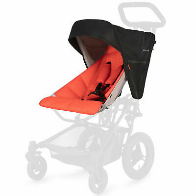 Micralite Essential Pack For FastFold Stroller Black / Fluro