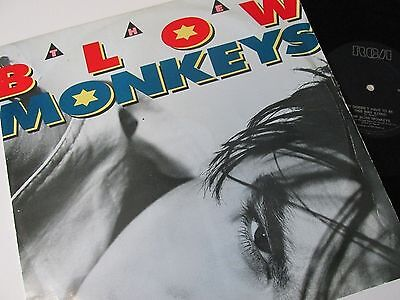 """Blow Monkeys-It Doesn't Have To Be This Way-MONKT 4-Vinyl-12""""-Single-Record"""