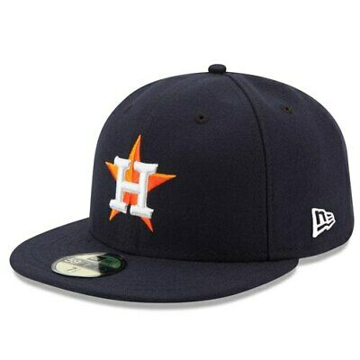 New Era Houston Astros Navy Home Authentic Collection On Field 59FIFTY
