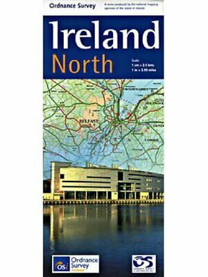 Ireland North Holiday Map by  1873819900 FREE Shipping