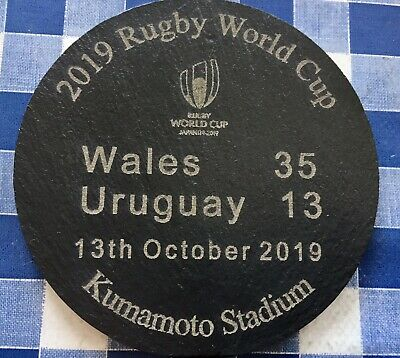 2019 Rugby World Cup Wales vs Uruguay