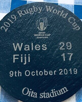 2019 Rugby World Cup Wales vs Fiji