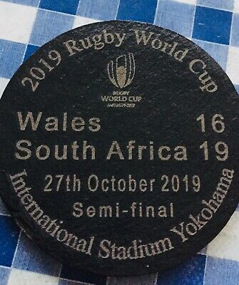 2019 Rugby World Cup Wales vs South Africa