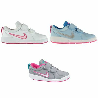 Nike Pico 4 Junior Girls Trainers Shoes Footwear