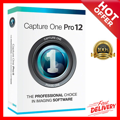 Capture One Pro 12.1.4 🔥 Lifetime Activation 🔥 For Windows ✔ Instant Delivery⭐