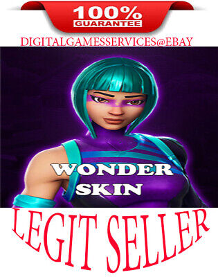 Wonder Skin [ Works On Ps4, Xbox One, Switch, Mobile, Pc ] Trusted Seller