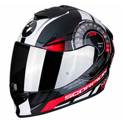 Scorpion EXO 1400 Torque Full Face Motorcycle Helmet Red