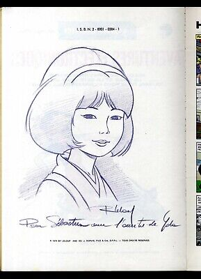 Gorgeous Dedication Roger Leloup Yoko Tsuno No ° 4 Adventures Electronic Eo
