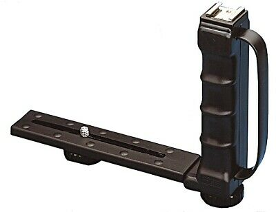 Kaiser 1100 Folding Angle Bracket Grip Bar Flash Lighting.