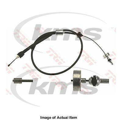 New Genuine TRW Clutch Cable GCC183 Top German Quality