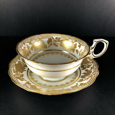 Hammersley & Co. Tea Cup Saucer Teacup Bone China