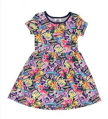Girls Official My Little Pony Dress * 7-8 Years * BNWT * Birthday Christmas Gift
